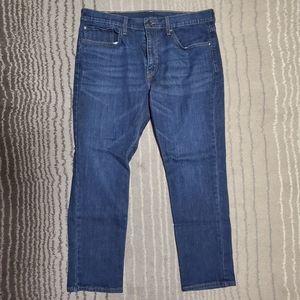 Levi's 511 36x29 Yokohama Night Dark Wash Jeans
